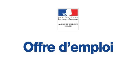 Recrutement - Assistant administratif
